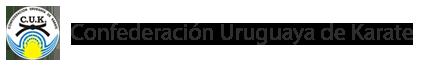 Escudo de la Confederación Uruguaya de Karate